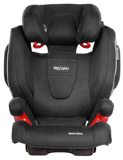 recaro si e auto recaro child car seat monza 2 seatfix 2016 black