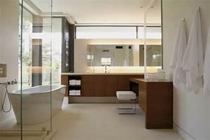 bathroom of modern interior design for big house home With interior design homes bathrooms