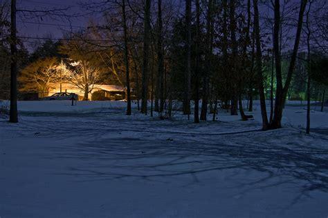 full moon winter night shutterbug