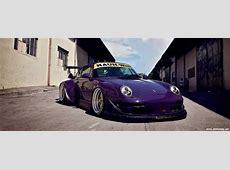 The Traditions Of Art Ian King's Porsche 993 RWB AirSociety