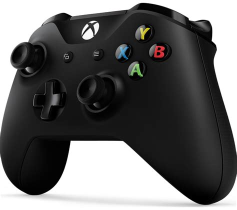 Microsoft Xbox One Wireless Controller Black Fast