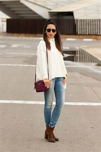 Basics Jeans and Leopard Print Booties | With Or Without Shoes - Blog Influencer Moda Valencia ...