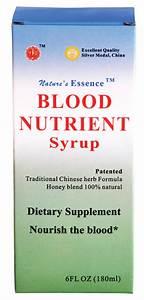 Nature U0026 39 S Essence U2122 Blood Nutrient Syrup  Samples Tested By Fda   6 1 Fl Oz  180 Ml