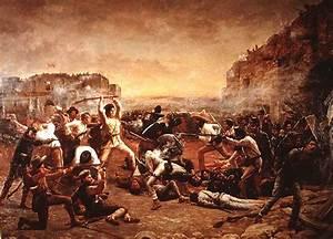 Alamo  Battle Of The