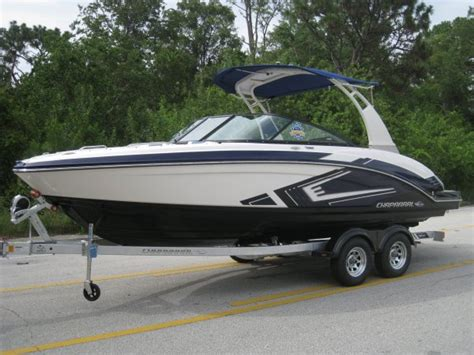 Chaparral 223vrx Vortex Jet Boat W Surf Package Boats For