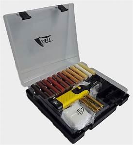 kit de reparation pour parquets et sols stratifies agt With kit de réparation parquet stratifié