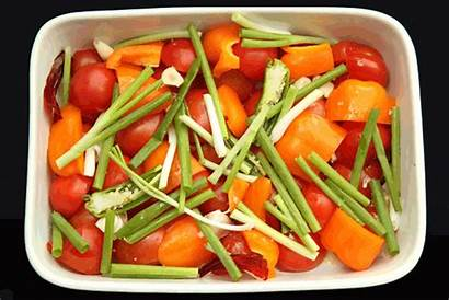 Sauce Roasted Tomato Tomatoes Veggies Became Before