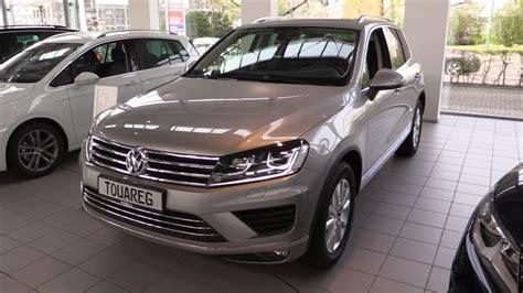 volkswagen touareg 2016 interior volkswagen touareg 2016 in depth review interior exterior