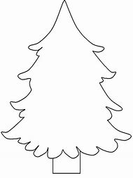 135+ Blank Christmas Tree Coloring Page - Christmas Decoration Ideas ...