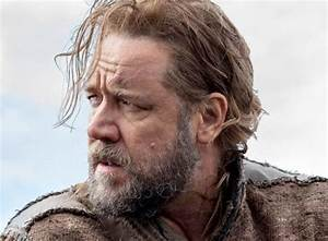 First Good Look: Russell Crowe as Noah in Aronofsky's Epic ...