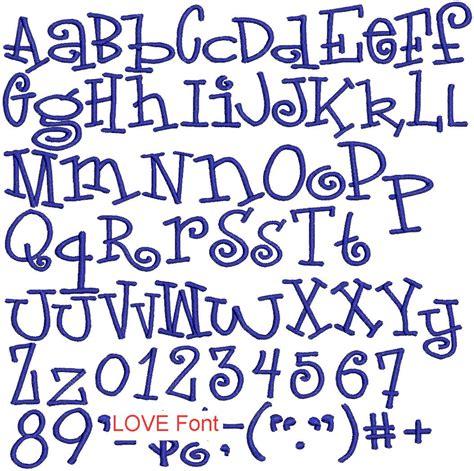 lovin ewe monogram fonts