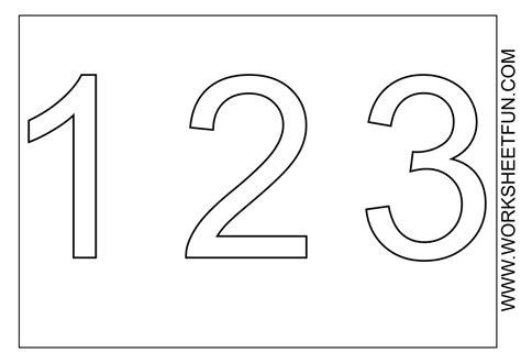 number 3 coloring page getcoloringpages