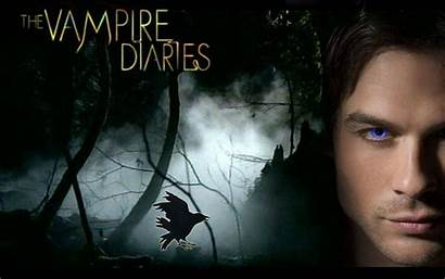 Vampire Diaries Damon Wallpapers