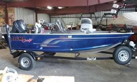 Small Fishing Boats For Sale In Utah by 1990 Alumacraft Boats For Sale In Utah