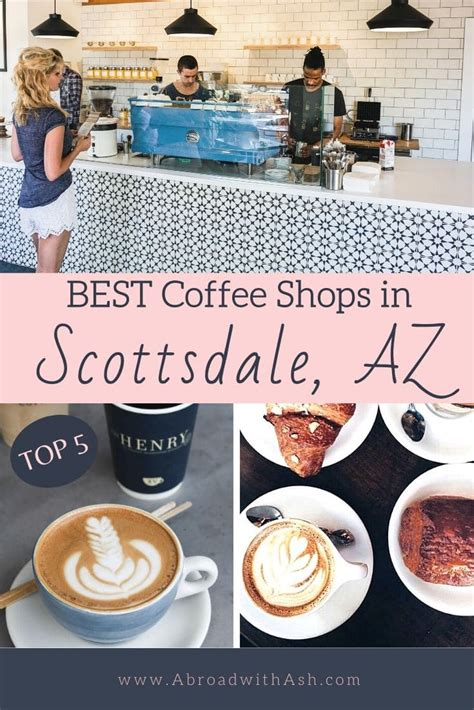 Discover coffee shop deals in and near scottsdale, az and save up to 70% off. TOP 5 Scottsdale Coffee Shops • Abroad with Ash