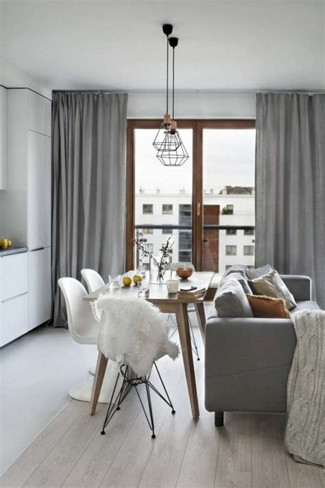 ideas sobre decoracion salon gris  blanco la