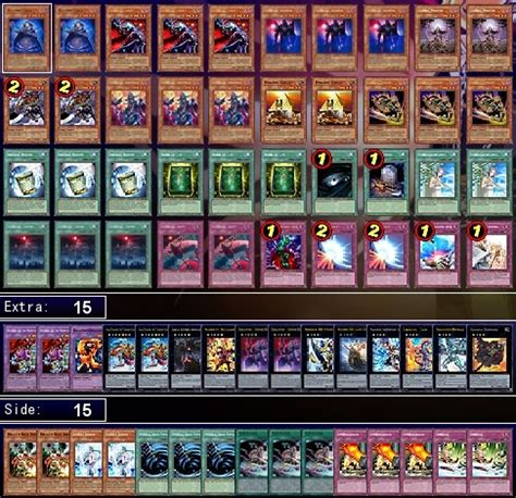 Stardust Deck Ygopro by Ygopro Deck Tcg September 2013 Banlist