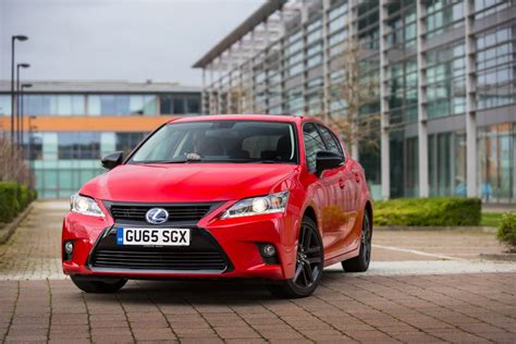 Lexus Ct 200h Wins Carbuyer's Most Reliable Car Award