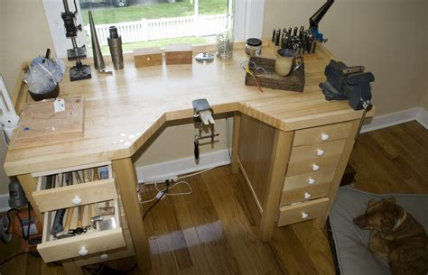 diy  jewelers workbench plans  woodworking
