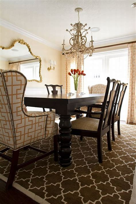 Ideas For Formal Dining Room by 21 Dining Room Design Ideas For Your Home