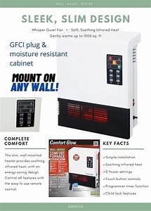 Comfort Glow 1500
