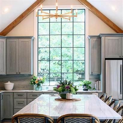 Window Kitchen Pella Farmhouse Natural Fixed Brings