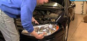 How To Replace The Headlights On A 1998