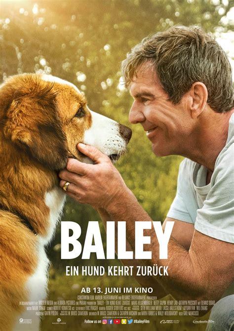 bailey ein hund kehrt zurueck film  kritik