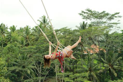 aloha ubud swing bali  murah