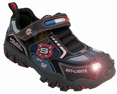 Skechers Police Shoes Lights Giphy Gifs Rockin