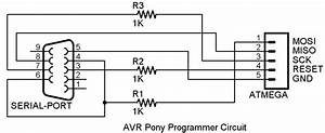 Spi Serial Flash Programmer Schematic Diagram