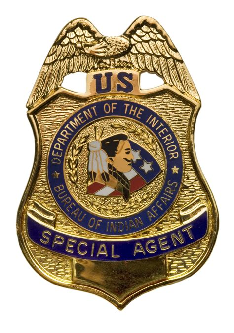 federal bureau of indian affairs file bia special badge jpg wikimedia commons