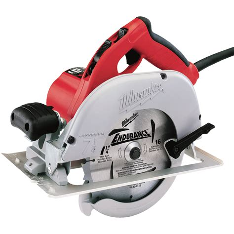Free Shipping — Milwaukee (corded) Circular Saw — Left