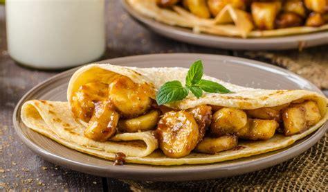 Receptes.lv - Banānu pankūkas