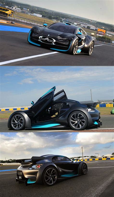 But when you see it with spoilers zooming on the highway near your car you will love it and its head why does everyone and their uncle like the bugati veyron? Citroen Survolt Looks Like a Futuristic Bugatti Veyron, is Purely Electric - TechEBlog