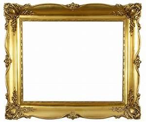 Cadre Avec Photo : cadre simple dore ~ Teatrodelosmanantiales.com Idées de Décoration