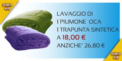 Offerte Piumoni by Lavanderia Olimpic Offerta Lavaggio Piumoni Torino
