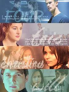 17 Best ideas a... Divergent Character Quotes