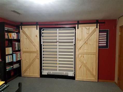 niles murphy bed shelves closet project artisans shop llc