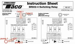 Taco Circulator Pump Wiring Diagram Collection