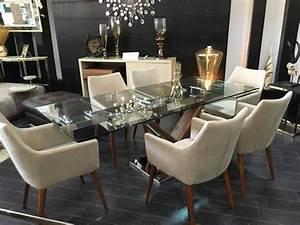 50 genial chaise et table salle a manger pour magasin de With idee deco cuisine avec magasin meuble salle a manger