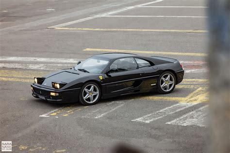 Ferrari F355 Berlinetta - my best weekend date ever