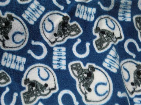 foust textiles inc fabrics indianapolis colts fleece