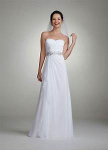 awesome david39s bridal clearance wedding dresses events With wedding dress clearance