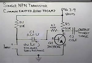 More On Dino U2019s Simple Common Emitter Amplifier U2026  U2013 Brainwagon