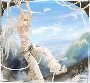 anime angel   Animazing   Pinterest   Anime angel, Anime ...