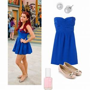 Shoes: dress, ariana grande, cat valentine, victorious ...