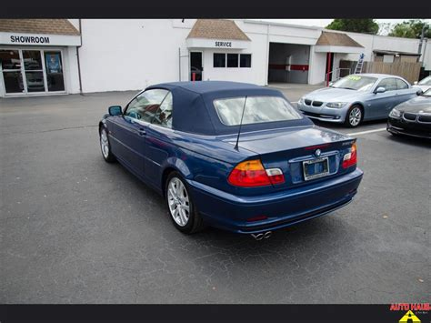 Bmw Fort Myers Fl by 2001 Bmw 330ci Convertible Ft Myers Fl For Sale In Fort
