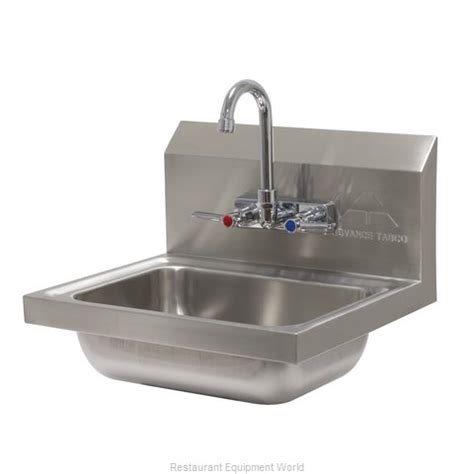 advance tabco sink 7 ps 60 advance tabco 7 ps 60 2x sink wall mount sinks