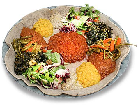 cuisine ethiopienne plats restaurant ménélik
